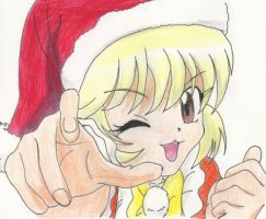Pudding Wants YOU To Have a Merry Xmas by Emily62507