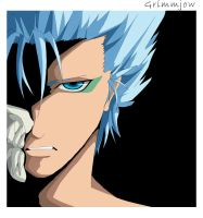 Grimmjow by experimental-thing