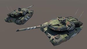 M8A2 'Panther' Breakthrough Tank by Helge129