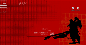 Rainmeter Theme 1 by JAIJ47
