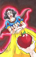 Temped by Temptation - Snow White by BetaoftheBass