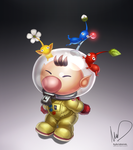 Olimar by hybridmink