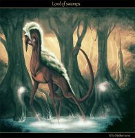 Lord of swamps by mythori