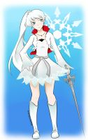 Weiss Schnee by Melody-in-the-Air