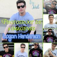 Logan Phillip Henderson Photoshoot 1 by MelSoe