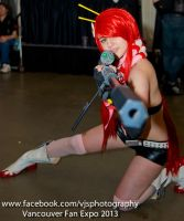 Fan Expo Yoko 4 by fallingoffthetable