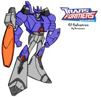 G1 Galvatron Animated by Scream01