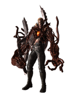RE5: Wesker Uroboros by UndeadMentor