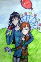 a day in the park(OTP challenge d4) by UkeHicForEva