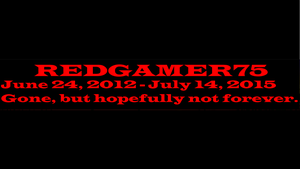 Rest In Peace, YouTube Channel. by redgamer75