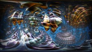 Underwater Abstract by axolotl7