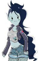 Yeah Marcy! by M0cha-5tuff
