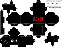 Cubee - AC-DC by CyberDrone