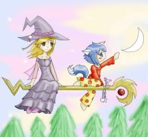 Moon and Me - Contest Entry by TwilightWish