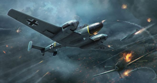 warplanes by Reinmar84