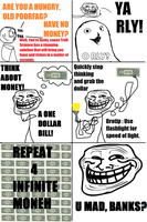 Troll Science - Easy Money 2 by SharkhboySalvatore