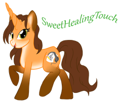 Official ponysonae by Healing-Touch