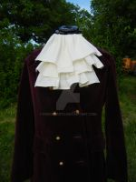 Miles Edgeworth jabot #2 by FrockTarts
