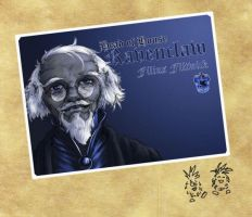 Blue: Flitwick by artisticentropy