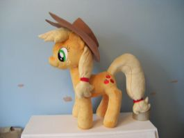 Large Applejack Plushie by Pinkamoone