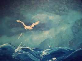 Tribute to the Rime of the Ancient Mariner by MomoBones