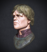 Tyrion Lannister by Bamboo-Learning