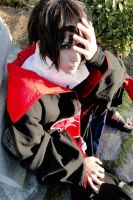 Sasuke 2 by Zettai-Cosplay