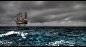GSF Monitor Oil Rig by tmz99