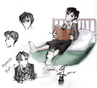 HP- Orphanage Tom :3 by Voldy-pet
