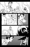 Doctor Who: the Tenth Doctor #2.5 page 14 by elena-casagrande