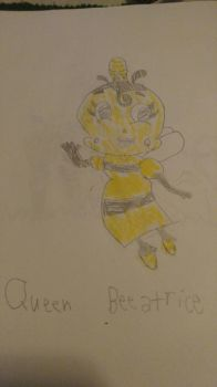 my queen bee by pookiesaurus4