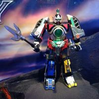 Official Legacy Thunder Megazord! by ryanthescooterguy