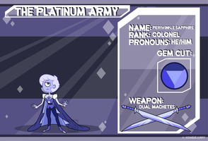 PA Application- Periwinkle Sapphire by XombieJunky