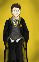 Pottermore threw me in Hufflepuff by who-fan96