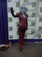 Mass Effect 2-Samara Comic Con by Terra-fen