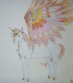UNICORN PEGASUS!!