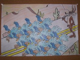 Road Runner by TheAcademyIs-L0VE