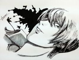 Light (Death note) by Anan-MaQsoud