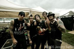 Avenged Sevenfold - Warped 05 by JeremySaffer