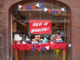Best of British Lush Window by princessmoony
