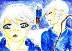 Jack..Frost...?? by BladeWithin