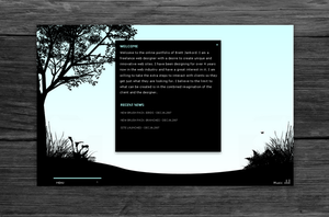 BRETTJANKORD.COM by Solaris07 by templateartists