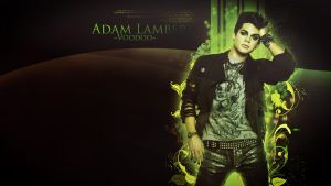 Adam Lambert Voodoo by BooSuicide