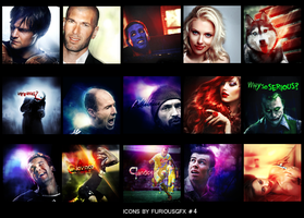 Icons by FuriousGFX #4 by Furi0us14