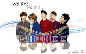 SHINee simplecolor by yidmilan by yidmilan