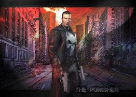 The Punisher by LiquidS0
