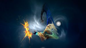 Nightdragon by juandiphone