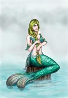Mermaid by PLSN