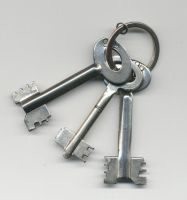 Keys stock by AnnFrost-stock
