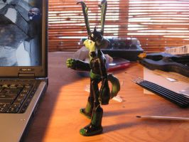 Tech E. Coyote Action Figure by N-ARF